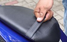 Ini Fungsi Tali di Jok Belakang Motor Sport, Bukan Sekadar Hiasan