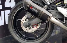 Ada Lubang di Swing Arm Motor Tipe Sport, Ternyata Ini Fungsinya