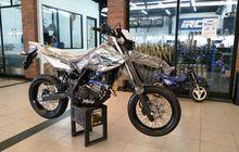 Sudah Ada di Dealer, Yamaha WR 155R Supermoto Resmi Dijual, Harganya Naik Jauh Dapatnya Banyak