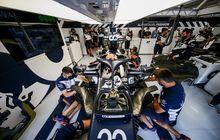 Tim AlphaTauri Sudah Tentukan Line-up Pembalap Untuk F1 2022