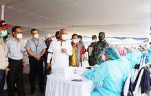 Bridgestone Indonesia Gelar Vaksinasi Massal di Bekasi, Beri Tambahan Bansos Untuk Gugus Tugas Covid-19