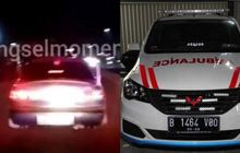 Laju Ambulans di Pamulang Dihalangi Mobil, Ini Ancaman Sanksi Buat Pelaku