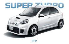 Nissan March Super Turbo Jadul, Jadi Inspirasi Modifikasi Nissan March