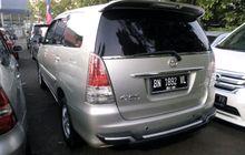 Toyota Kijang Innova Diesel A/T Tipe G Tahun 2010 Dilelang, Buka Harga Rp 75 Juta