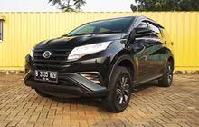 Daihatsu Terios Deluxe AT Menggoda, SUV 7 Penumpang Kurang Dari Rp 220 Juta