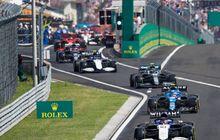Ini Alasan George Russell Tidak Dihukum Usai Melanggar Aturan Pit Lane Saat Start Ulang F1 Hongaria 2021