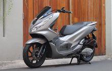 Modal Upgrade Pengereman dan Sok Belakang, Honda PCX 150 Makin Menawan