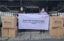 Tak Tinggal Diam, Mitsubishi Indonesia Geber Donasi Perangi Covid-19