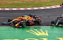 Jadi Korban Kecelakaan Beruntun di F1 Hongaria 2021, Ferrari Ingin Penabrak Bayar Ganti Rugi Kerusakan Mobil