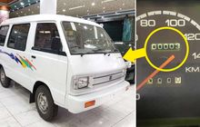 24 Tahun Cuma Parkir, Suzuki Carry 1000 New Old Stock Dijual, Rp 80 Juta Belum Dilepas