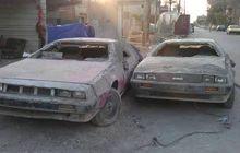 Kisah 'Ngenes' Dua Unit DeLorean DMC-12 Bintang di Film Back To The Future Terlantar di Pinggir Jalan, Begini Kondisinya Sekarang