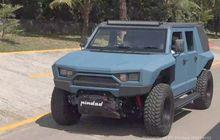 Pindad Perkenalkan Prototype Mobil Taktis MV2 4x4, Bisa Dipakai Semua Kalangan Enggak Cuma Militer