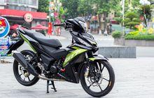 Modifikasi Honda Supra GTR 150, Kaki-kaki Jadi Sangar, Bodi Tetap Elegan