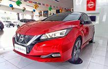 Mobil Listrik Nissan Leaf Seharga Rp 651 Juta, Intip Dari Dekat
