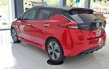 Melihat Lebih Dekat Nissan Leaf 2021 Two Tone Seharga Rp 650 Jutaan