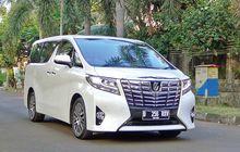 Mertua dan Anak Aman Masuk Kabin, Footstep Elektrik Toyota Alphard Dijual Segini