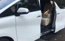 Pasang Footstep Elektrik di Toyota Alphard Agar Makin Mewah, Jangan Kaget, Segini Harganya