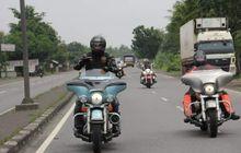 Komunitas Harley-Davidson Pilotos MC Dukung Penggolongan SIM C, Sebut Beda Motor Beda Juga Penanganannya