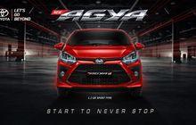 Modal Rp 40 Jutaan Bisa Bawa Pulang Toyota Agya Baru, Bulanannya Bisa Dicicil Mulai Dua Jutaan Saja