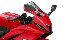 Wajahnya Bengis Mirip R6 dan R7, Yamaha R15 Baru V4 Akan Seperti Ini?