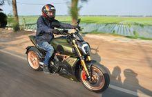 Ini Motor Gokil Banget, Hasil Perpaduan Ducati dan Lamborghini, Cuma Ada 1 di Indonesia Pula!