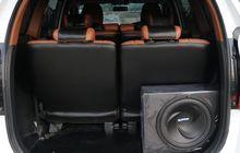 Tips Beli Mobil Bekas, Posisi Pasang Subwoofer Box yang Tepat