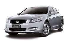 Konsumi Bahan Bakar Honda Accord CP2 Bermesin 2.400 cc, Irit Atau Boros?