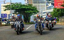 Penggolongan SIM C Dapat Menghindari Pengendara Moge Arogan, Begini Kata Harley-Davidson Club Indonesia