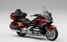 Honda Gold Wing Versi Baru Resmi Dipasarkan, Fitur Tambah, Harga Naik Jadi Segini