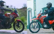 Dua Motor Baru Honda Sama-sama Gagah, Pilih Mana Jika Masuk Indonesia?