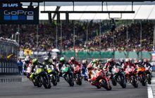 Bentrok Sama F1, Jadwal MotoGP Inggris Akhir Pekan Ini Beda Dari Biasanya, Intip Jadwal Lengkapnya