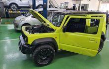 Ayo, Suzuki Berikan Service Gratis Untuk Perbaikan Kabel Pintu Jimny!