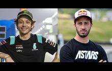 Akhir Pekan Ini Tandem Veteran Dovizioso dan Rossi, Tapi Motor Dibedakan