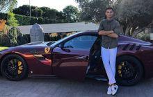 Cristiano Ronaldo Gabung Manchester United, Intip Nih Koleksi Mobilnya