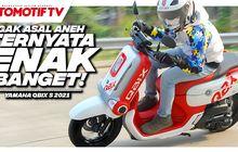 Lagi Viral, Tonton Video Skutik Aneh Yamaha Masuk Indonesia, Rp 100 Juta Banyak Yang Pesan