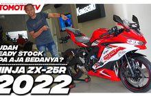 Ninja ZX-25R Model Year 2022 Sudah Ready di Dealer, Tonton Videonya Untuk Lihat Bentuk Aslinya