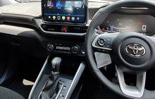 Fitur Melimpah Tinggal Pasang, Segini Harga Head Unit Android Buat Toyota Raize