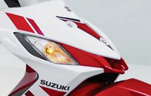 Di Indonesia Jarang Terdengar, Suzuki Tiba-tiba Segarkan Bebek Barunya, Warna Oke Iritnya Kebangetan