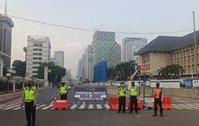 Berlaku Senin-Jumat, Ini Daftar Titik Ganjil Genap di Jakarta Selatan