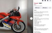 Honda NSR 150 SP Dijual Setara CBR250RR Laku Cepat, Cuma Butuh Sehari