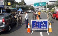Sistem One Way Diberlakukan di Jalur Puncak Bogor, Mau Naik Dicegat