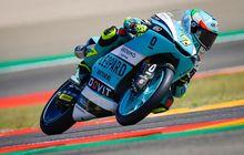 Hasil FP2 Moto3 San Marino 2021 - Dennis Foggia Kembali jadi Tercepat, Adi Gilang Belum Beruntung