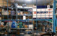 Setelah Disuntik Mati, Segini Batas Waktu Suku Cadang Motor Suzuki Diproduksi