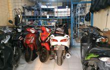 Yons Motor, Bengkel Spesialis Motor Suzuki Dengan Stok Spare Part Lengkap