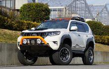 Toyota Land Cruiser Prado Bergaya ALTO, Tambah Jangkung 4 Inci, Pelek Keren