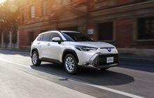 Toyota Corolla Cross Versi Jepang  Meluncur, Tampilannya Keren Banget!