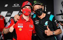 Menang Dua Kali, Ducati Ingin Francesco Bagnaia Bisa Seperti Valentino Rossi