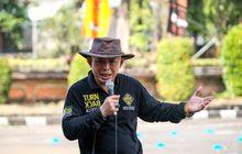 Figur -  Jusri Pulubuhu, Founder JDDC, Hobi Naik Motor Trail dan Pernah Gegar Otak 3 Kali