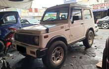 Modifikasi Suzuki Katana 4x2 Jadi 4x4, Siapkan Biaya Segini