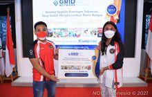 Penghargaan Untuk Kontingen Indonesia di Olimpiade Tokyo 2020, Gratis Akses OTOMOTIF 36 Bulan